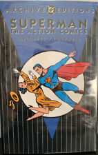 Dc Archives Superman The Action Comics Volume 2 Archive Editions Hc Sealed