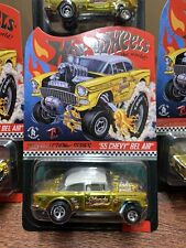 HOT WHEELS 2019 RLC sELECTIONs Dirty Blonde '55 Gasser in hand ready to ship