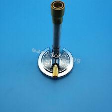 Dental Lab Bunsen Burner Tube Gas Light for Natural /coal /oil gas Alloy Brass