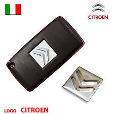 Logo stemma telecomando chiave guscio auto CITROEN C2 C3 C4