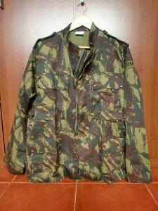 Portuguese Marines Lizard Camo Jacket Size 52
