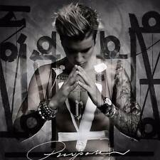 Justin Bieber - Purpose CD Dlx (new album/sealed)
