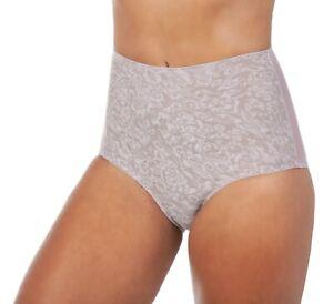 Alegro Lingerie Womens Soft Safari High Waisted Panty Underwear 9043D