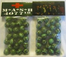 2 Bags Of Mash 4077 TH TV Show Promo Marbles