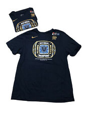 2 NEW Nike Men's Villanova Wildcats 2018 NCAA Basketball Champions T Shirt XL