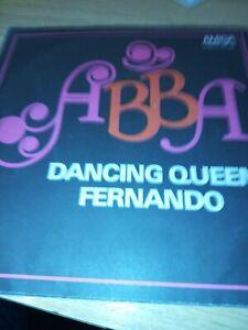 ABBA- Dancing Queen, Fernando 1976 (456237 Amiga-Single)