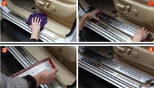 For Toyota Land Cruiser FJ150 Prado 2010-17 8x Stainless Door Sill Plate Frame j