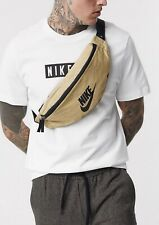 Nike Heritage Bum Bag In Yellow Gold BNWT