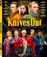 Knives Out (Blu Ray Disc Only with Box) (These Go Fast)