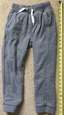 GAP Boys Size SMALL 6-7 Gray Sherpa Heavy Fleece Lined Sweatpants Pants