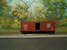 MICRO-TRAINS N SCALE #20206 40' STD. BOX CAR w/ SINGLE DOOR CANADIAN NATIONAL