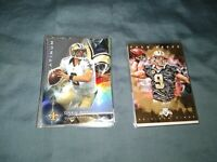 DREW BREES lot of (25) Different football cards Saints ALL PICTURED DB2502