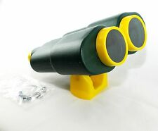 Kids Big XL Toy Binoculars for Climbing Frame, Tree House & Play House
