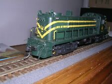 """ATLAS #7070  Jersey Central Lines Alco RS-3 Diesel Loco #1544 """"H.O.Scale"""""""