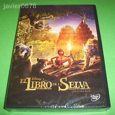 EL LIBRO DE LA SELVA 2016 DISNEY DVD NUEVO Y PRECINTADO