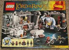 Lego 9473 - The Lord of the Rings The Mines of Moria - NEW FACTORY SEALED