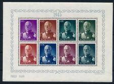 Portugal 1945; Präsident Carmona Blockausgabe Michel Nr. 8, KW € 280
