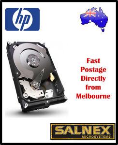 "HP 500 GB 3.5"" SATA HARD DRIVE Model: MB0500EBZQA HP Part No: 649401-001"