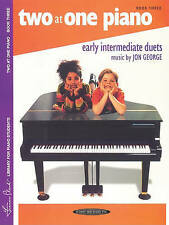 NEW Two at One Piano, Bk 3 (Frances Clark Library)
