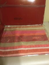 Kenzo Made in Italy Cotton Silk Acetate Viscose Scarf