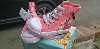 Girls Size 5.5 Light Pink  Disney Elena Avalor  girl toddler sneaker shoes NIB