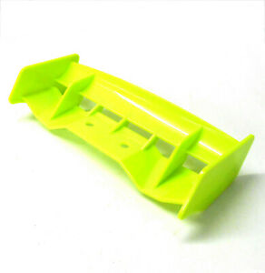 BS819-027G 1/8 Scale Off Road RC Buggy Spoiler Rear Wing Green Downforce