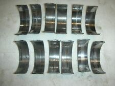 Corvair CLEVITE 77 STD ROD BEARINGS, very good condition, best bearing ever made
