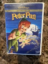 Peter Pan (DVD, 2002, Special Edition)