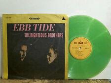 RIGHTEOUS BROTHERS  Ebb Tide    L.P. Asian pressing   GREEN VINYL    RARE !!