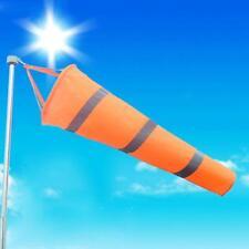 """80cm Flughafen Windsack 30 """"lange Outdoor Wind Socke mit reflektierenden Gürtel"""