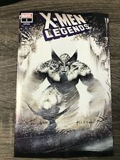 X-MEN LEGENDS #1 • CLOVER EXCLUSIVE COVER • RARE • MARVEL • KIETH • WOLVERINE