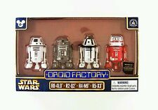 Star Wars Disney Park Exclusive Droid Factory Figure 4 Pack