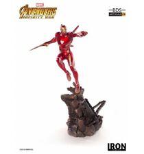 Iron Studios  Marvel - Avengers Infinity - Iron Man Mark 50