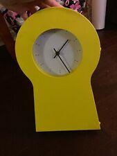 New listing Clock Hanger With Storage