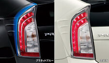 2013 2014 2015 TOYOTA PRIUS MODELLISTA REAR TAIL LAMP COVER GARNISH ORNAMENT JDM