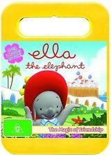 Ella the Elephant: The Magic of Friendship - Vol 1 DVD NEW