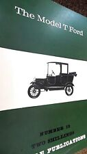 PROFILE PUBLICATIONS CAR #13: THE MODEL T FORD (1966)