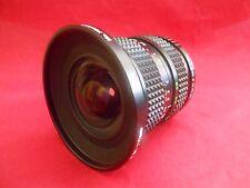 Lens Objektiv Prakticar MC 1:4.0-4.5/f18-28mm Durchmesser 72 mm. M42