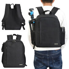DSLR Camera Carry Backpack Waterproof Photography Lens Bag for Canon Nikon Sony