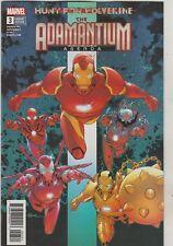 Marvel Comics Hunt for Wolverine Adamantium Agenda #2 July 2018 1st Print NM