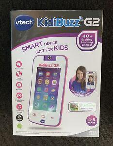 VTech KidiBuzz G2 smart device for kids PINK! NEW!