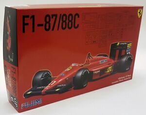 Fujimi 1/20 - Ferrari F1-87/88C f1 Build Yourself Plastic Kit