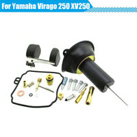 1 Set Carburetor Repair Carb Rebuild Replacement Kit For Yamaha Virago 250 XV250