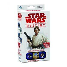 Fantasy Flight Games Ffgswd10 Star Wars Luke Skywalker Destiny Starter Game Set
