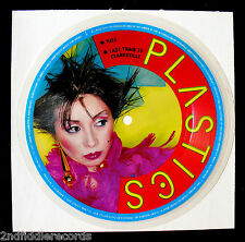 PLASTICS-Rare Colored Flexi Disc Promo Only45-Japanese Punk-New Wave-THE MONKEES
