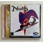 USED NiGHTS into dreams... Sega Saturn Japan Import