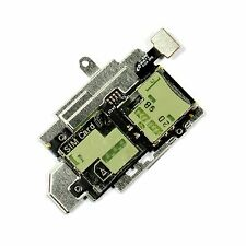 Sim Card Holder Slot Tray Flex Replacement For Samsung Galaxy S III S3 i9300