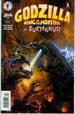 Godzilla: King Of Monsters # 13 (vs. burtannus) (USA, 1996)