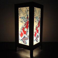 Asian Oriental Japan Carp Koi Fish Lucky Charm Art Bedside or Table Lamp Shades