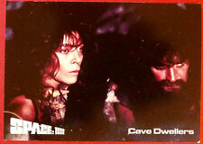 SPACE 1999 - Card #16 - Cave Dwellers - Unstoppable Cards Ltd 2015